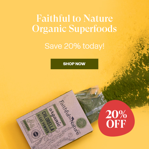20% OFF Ftn Superfoods