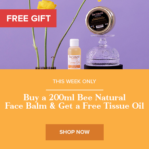 Buy Bee Natural Face Balm 200ml & Get FREE Tissue Oil