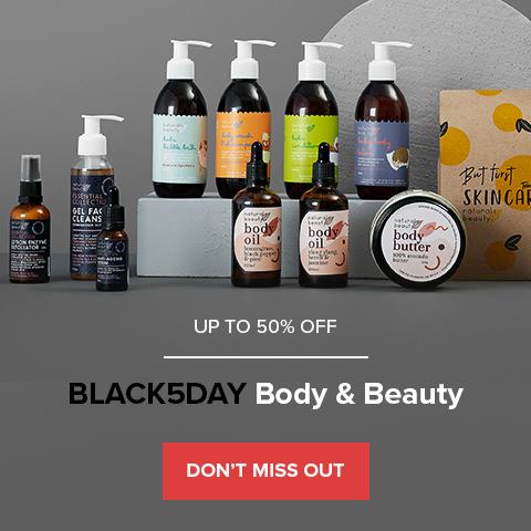 BLACK5DAY Body & Beauty Deals