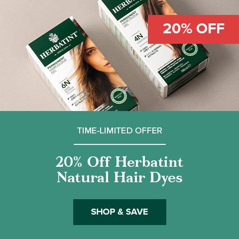 20% Off Herbatint
