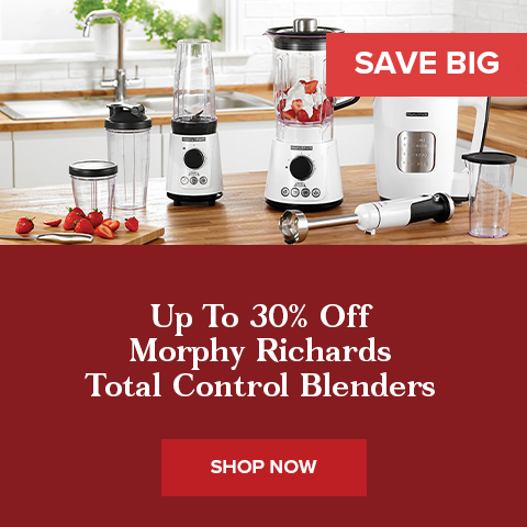 33% Off Morphy Richards Total Control Jug Blender