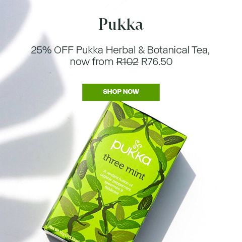 25% OFF Pukka Tea