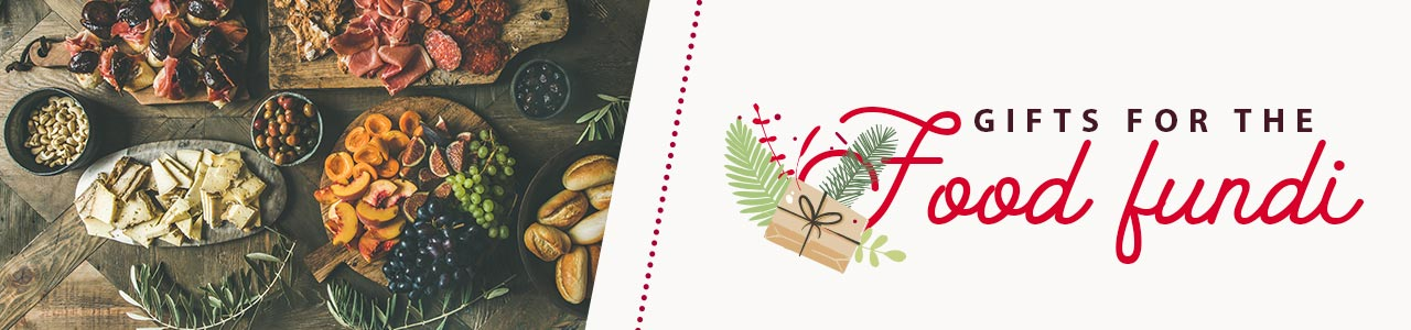Gifts for the Food Fundi
