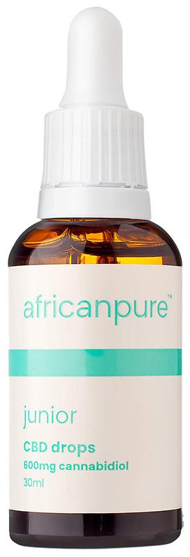 AfricanPure CBD Oil Kids 600mg