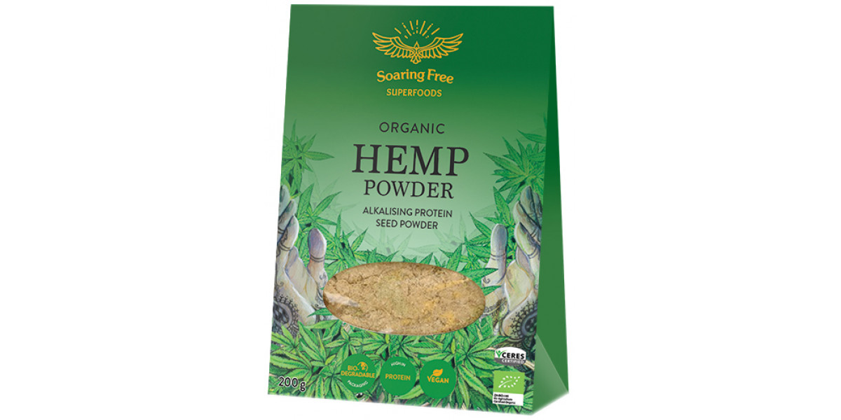 Buy Superfoods Organic Hemp Seed Protein Powder Online Faithful To Nature