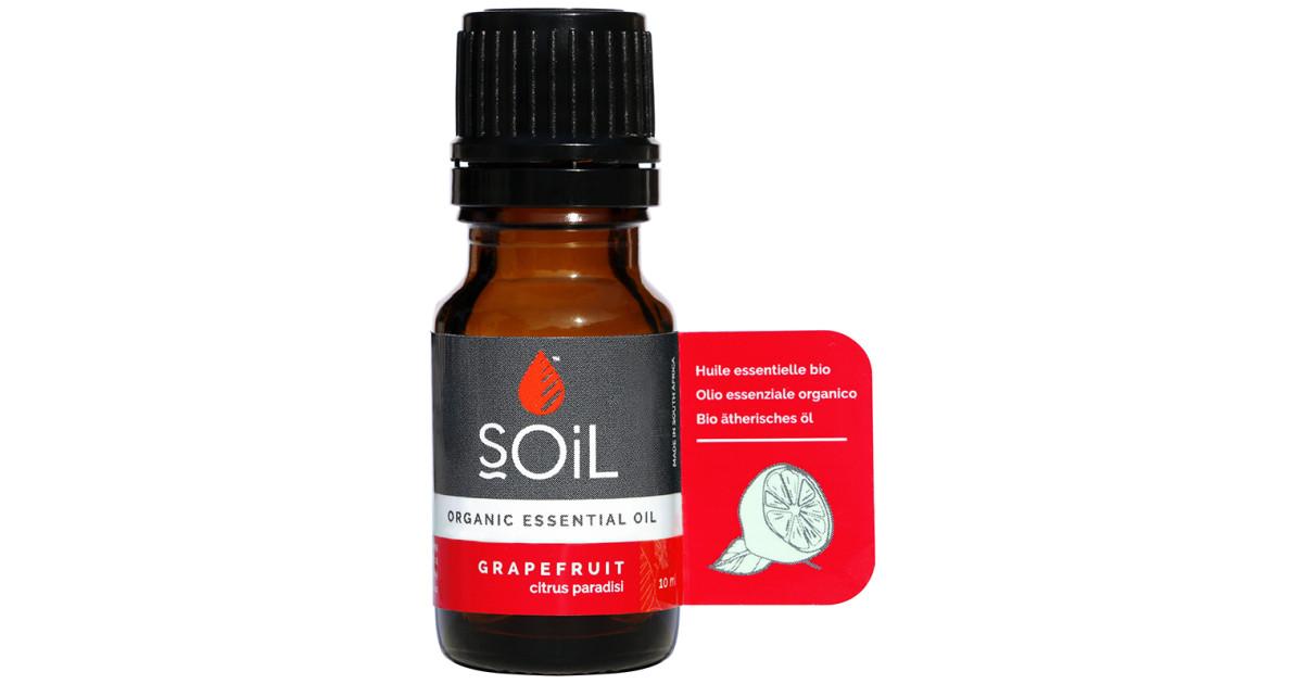 Buy Soil Grapefruit Essential Oil Online Faithful To Nature