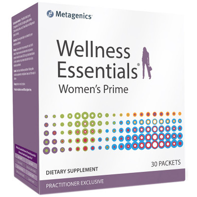 Metagenics Wellness Essentials Women's Prime