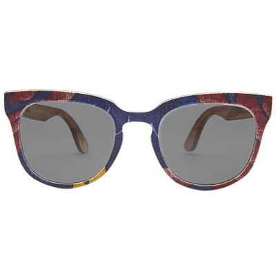 Ballo Eyewear Mungo African Sunglasses - Polarized Grey