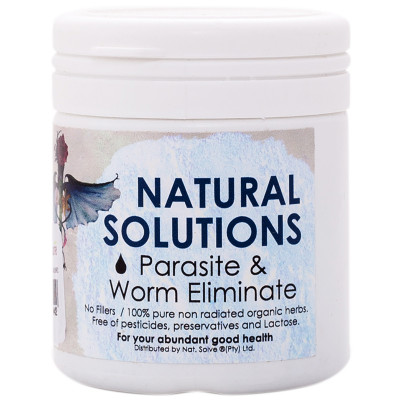 Bio-Sil Parasite & Worm Eliminate