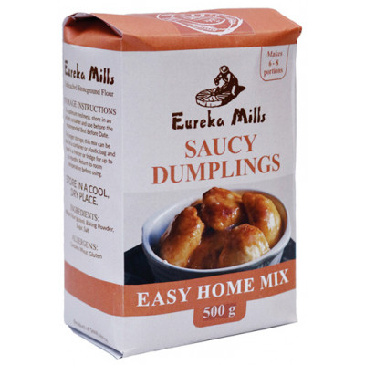 Eureka Mills Saucy Dumplings Easy Home Mix