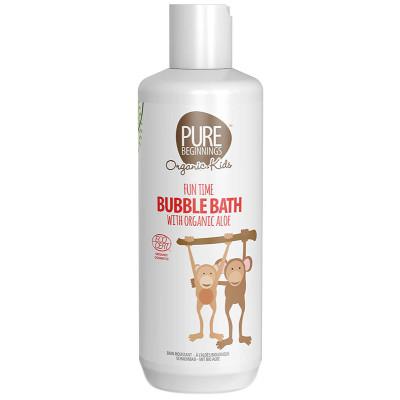 Pure Beginnings Kids Fun Time Bubble Bath with Organic Aloe