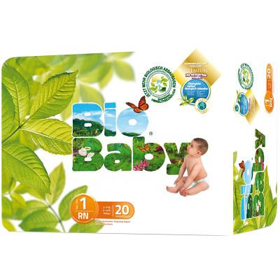 Bio Baby Nappies Size 1 (3-6kg)