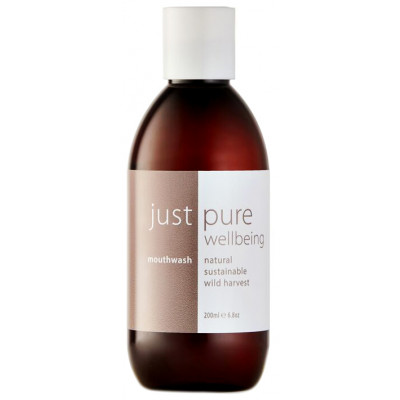 Just Pure Natural Mouthwash