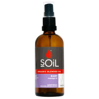 Soil Baby Massage Oil
