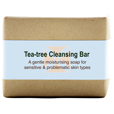 Kalyan Tea Tree Cleansing Bar (Sensitive Skin)
