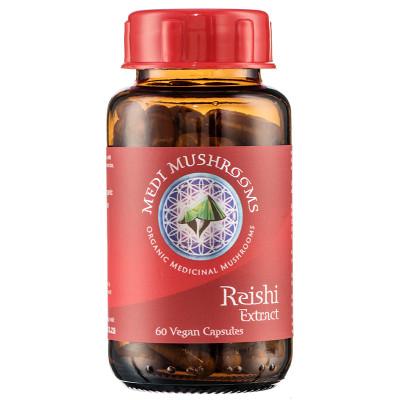Medi Mushrooms Reishi Capsules