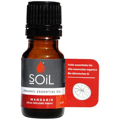 Soil Mandarin Essential Oil