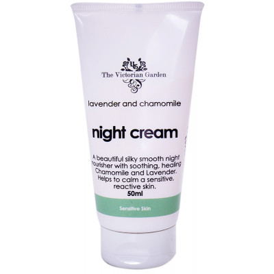 Victorian Garden Lavender & Chamomile Night Cream