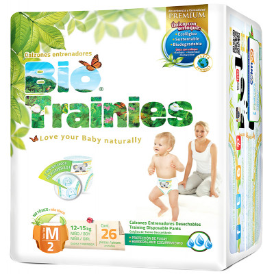 Bio Baby Training Pants (12-15kg)