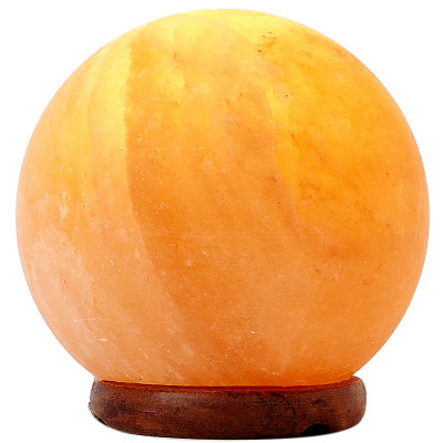 Himalayan Crystal Salt Lamp Ball Shape