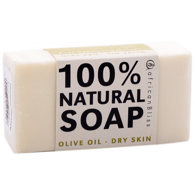 African Bliss Olive Oil Soap