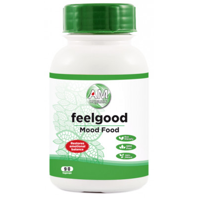 Amorganic Feel Good Mood Food