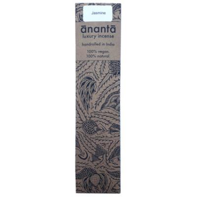Ananta Luxury Hand Rolled Incense - Jasmine