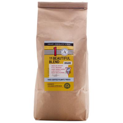 Arise Beautiful Blend Ground Coffee Bag 1kg