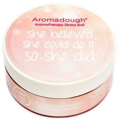 Aromadough Stress Ball - Women Sparkle Calm