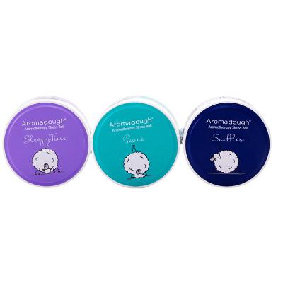 Aromadough Stress Ball - Children - 3 Pack