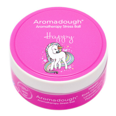 Aromadough Stress Ball - Unicorn Happy