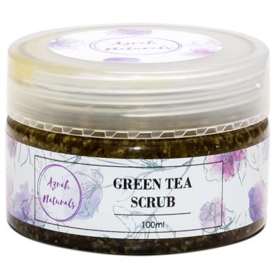 Azrah Naturals Green Tea Body Scrub