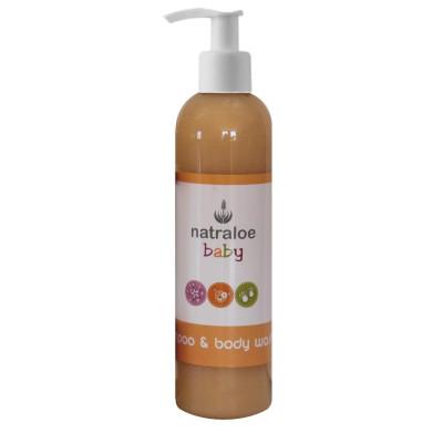 Natraloe Baby Shampoo & Body Wash