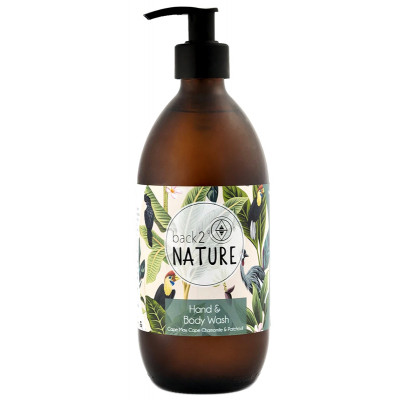 Back 2 Nature Hand & Body Wash