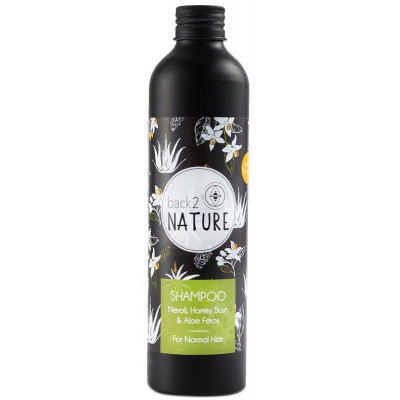 Back 2 Nature Shampoo