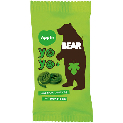 Bear Yo Yo Apple