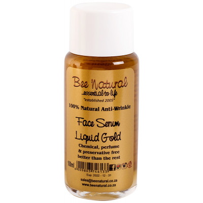 Bee Natural Liquid Gold Anti-Wrinkle Face Serum