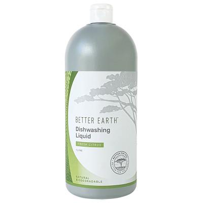 Better Earth Natural Dishwashing Liquid