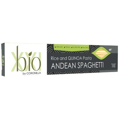 Bio XXI Andean Pasta - Spaghetti