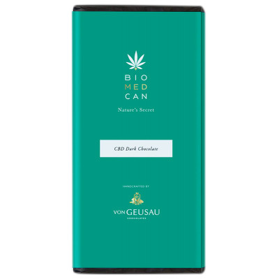 BioMedCan CBD Dark Chocolate
