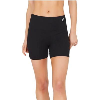 "Boody Active Shorts 5"" Black"
