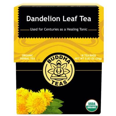 Buddha Teas Dandelion Leaf Tea