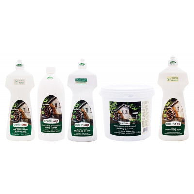 Earthsap Household Cleaning Bundle