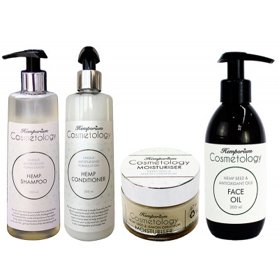 Hemporium Beauty Bundle
