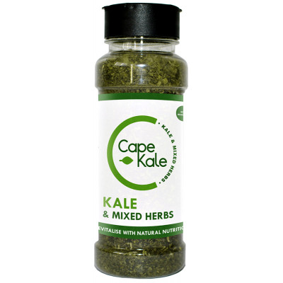 Cape Kale - Kale & Mixed Herbs