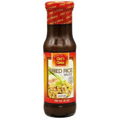 Chef's Choice Fried Rice Sauce