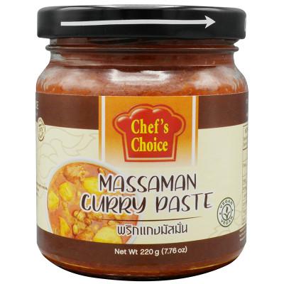 Chef's Choice Thai Massaman Curry Paste