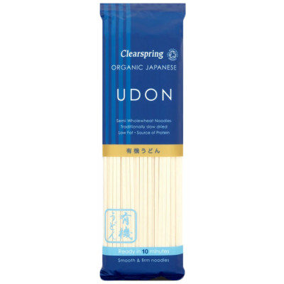 Clearspring Organic Japenese Udon Noodles