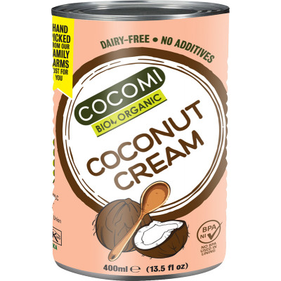 Cocomi - Coconut Cream - 22% Fat