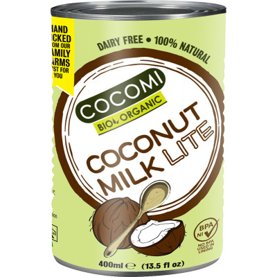 Cocomi – Coconut Milk Lite - 9% Fat